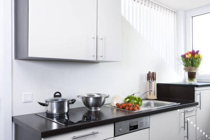 Medium Size of Weiße Küchenzeile Küche Singelküche
