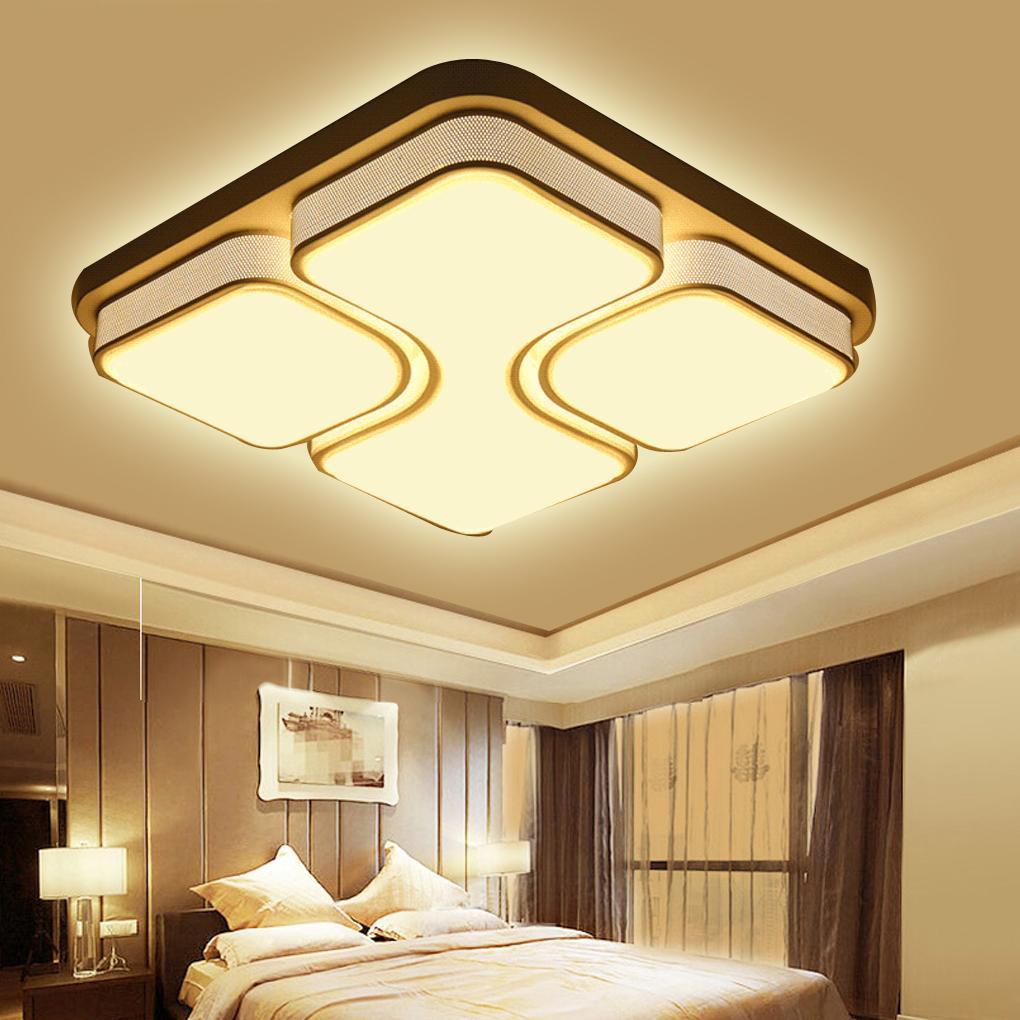 48W-64W-78W LED Deckenleuchte Deckenlampe Wandlampe Schlafzimmer Dimmbar Lampen