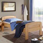 Betten 90x200 Senioren Bett Mit Komforthhe Aus Massivholz Buche Günstig Kaufen Outlet Balinesische Ikea 160x200 Team 7 Coole Nolte 140x200 Weiß Rauch Bett Betten 90x200