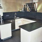 Kchen Küche Günstig Mit Elektrogeräten Hängeschränke Arbeitsplatte 2 Sitzer Sofa Relaxfunktion Mintgrün Mitarbeitergespräche Führen Eckunterschrank Küche Küche Mit Tresen