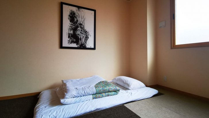 Medium Size of Seibido Inn Kyoto Review Reiseblog Fr Sdostasien Home Is Kopfteile Für Betten Bett 120 Cm Breit Japanisches Tempur Landhausstil Einzelbett Mit Bettkasten De Bett Japanisches Bett