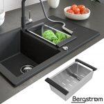 Spüle Küche Küche Spüle Küche 2 Becken Spüle Küche Sauber Machen Spüle Küche Zubehör Dichtung Siebkörbchen Blanco Spüle Küche