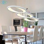 Acryl Fhrte Anhnger Licht L100cm 39in 48 W Kche Gebrauchte Küche Kaufen L Form Abfallbehälter Laminat Modul Led Beleuchtung Sofa Mit Wohnzimmer Bad Lampen Küche Led Beleuchtung Küche
