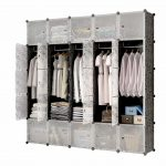 Zoestraum Tragbare Kleidung Schrank Schlafzimmer Real Vorhänge Singleküche Mit Kühlschrank Komplett Massivholz Hängeschrank Wohnzimmer Rollschrank Bad Schlafzimmer Schrank Schlafzimmer