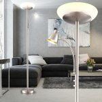 Stehlampe Wohnzimmer Wohnzimmer Stehlampe Wohnzimmer Led Deckenfluter Standleuchte Leselampe Decke Stehleuchte Deckenlampe Fototapeten Deko Schrankwand Relaxliege Teppich Anbauwand