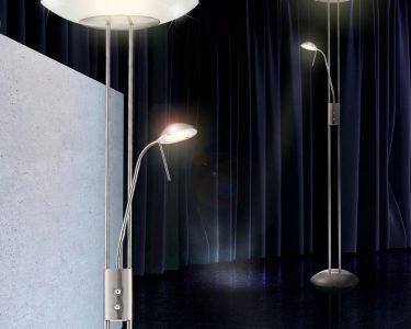 Stehlampe Wohnzimmer Wohnzimmer Stehlampe Wohnzimmer Top Led 25 Watt Standleuchte Leuchte Stehleuchte Poster Tapete Schrankwand Bilder Modern Lampe Tapeten Ideen Tisch Deckenlampen Vinylboden