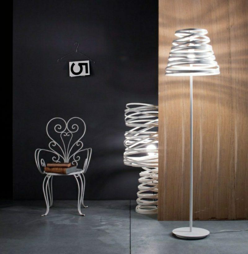 Full Size of Stehlampen Modern Als Blickfang Im Interieur Deckenleuchten Wohnzimmer Lampe Indirekte Beleuchtung Sessel Rollo Teppich Tapete Stehlampe Anbauwand Vorhang Wohnzimmer Stehlampe Wohnzimmer