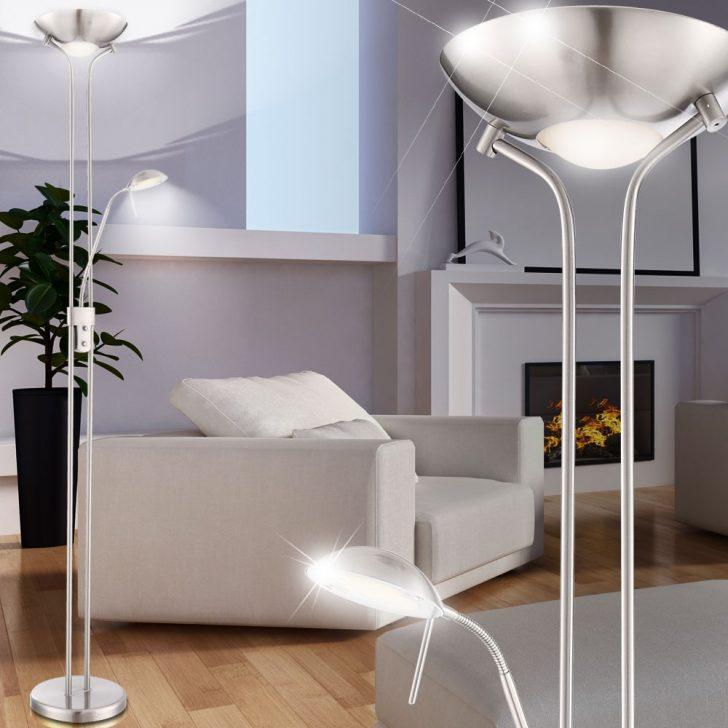 Stehleuchten Wohnzimmer Lampe Stehleuchte Led Ikea Dimmbar Modern Design Leuchte Moderne Deckenfluter Standleuchte Leselampe Stehlampe Globo Leonas Kamin Wohnzimmer Stehleuchte Wohnzimmer