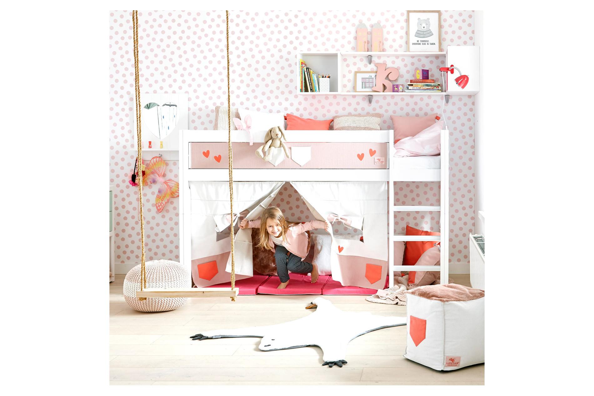 Full Size of Lifetime Bett Kinderzimmer Sugar Pie Weiss Günstige Betten 140x200 Modern Design Ikea 160x200 Eiche Sonoma Rausfallschutz Boxspring Hohes Kopfteil Günstig Bett Lifetime Bett