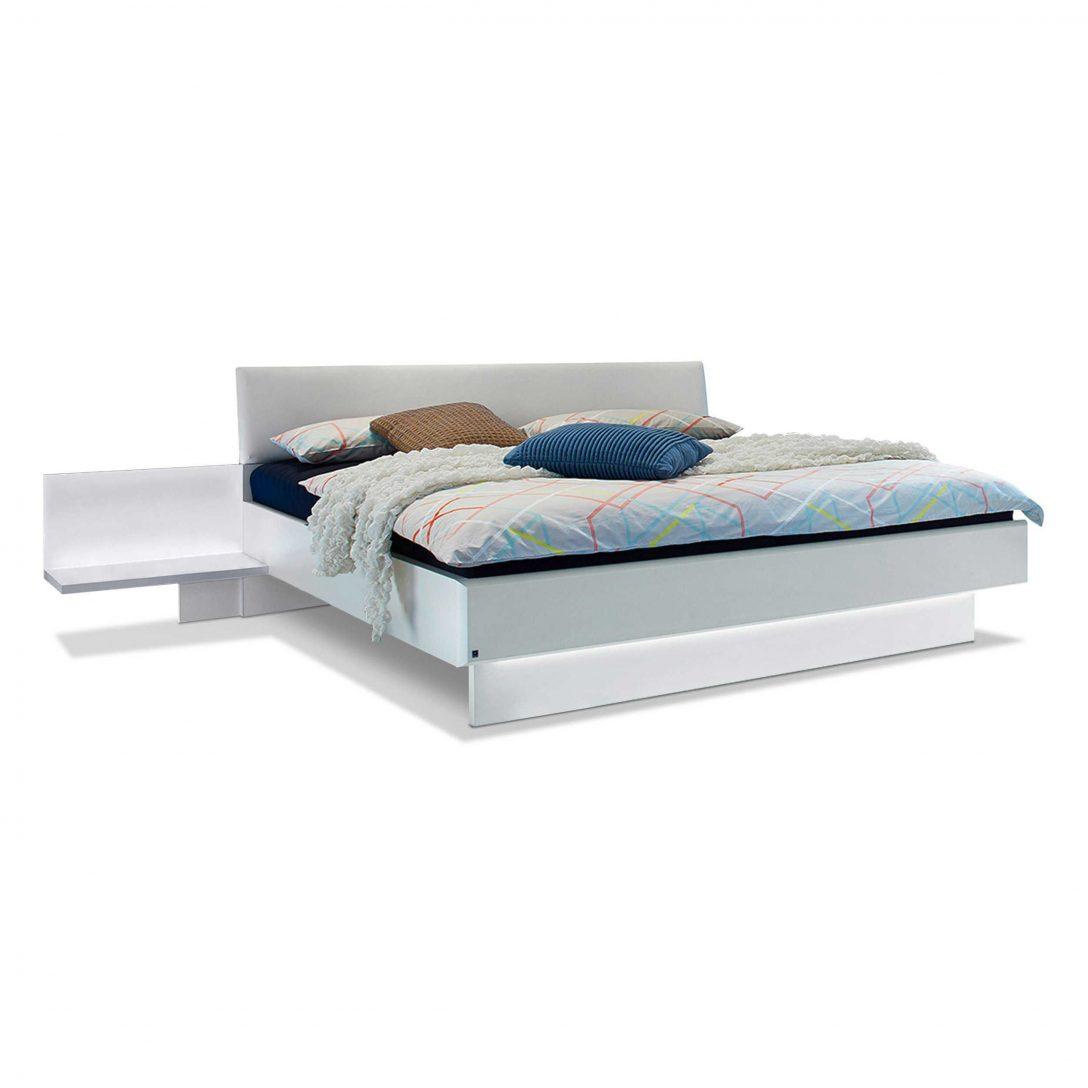 Large Size of Leonardo Living Bett Mit Nachttischen Dream 160 200 Cm A Wei Betten Stauraum Dänisches Bettenlager Badezimmer Bette Starlet Luxus Ikea 160x200 Komplett Bett Bett Günstig