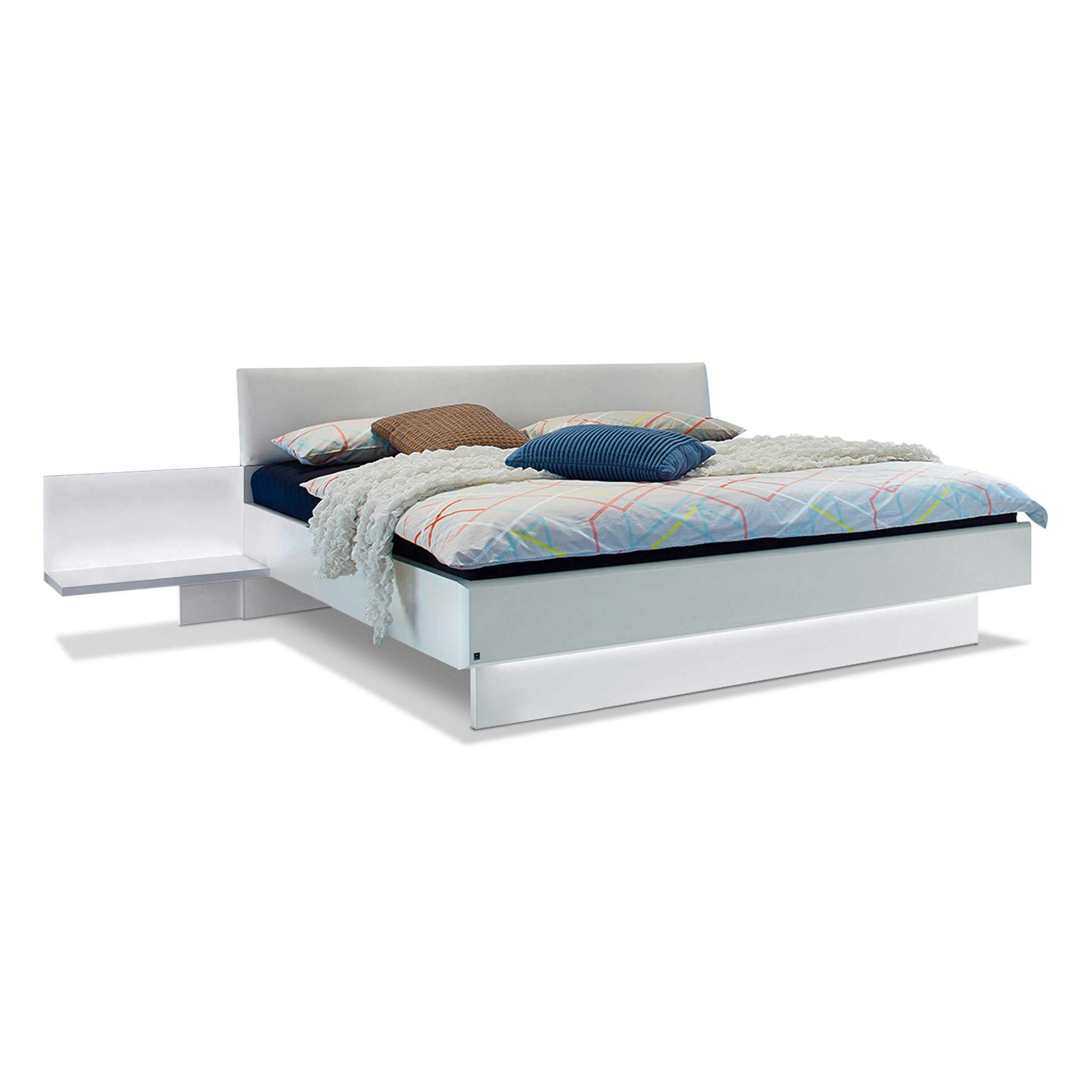Full Size of Leonardo Living Bett Mit Nachttischen Dream 160 200 Cm A Wei Betten Stauraum Dänisches Bettenlager Badezimmer Bette Starlet Luxus Ikea 160x200 Komplett Bett Bett Günstig