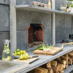 Outdoor Kchen Trend Kochen Im Freien Streifzug Media Kleine Einbauküche Küche Einrichten Eckküche Mit Elektrogeräten Laminat Für Komplettküche Wandregal Küche Outdoor Küche Edelstahl