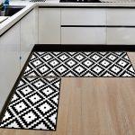 Thumbnail Size of Teppich Küche Pflegeleicht Waschbarer Teppich Küche Teppich Küche Material Teppich Küche Schwarz Weiß Küche Teppich Küche
