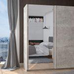 Schrank Schlafzimmer Schlafzimmer Schrank Schlafzimmer Kleiderschrank Schwebetrenschrank Beton 170 Komplett Günstig Bad Spiegelschrank Vorratsschrank Küche Deckenleuchten Schrankwand
