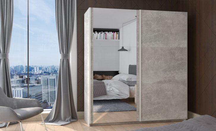 Medium Size of Schrank Schlafzimmer Kleiderschrank Schwebetrenschrank Beton 170 Komplett Günstig Bad Spiegelschrank Vorratsschrank Küche Deckenleuchten Schrankwand Schlafzimmer Schrank Schlafzimmer