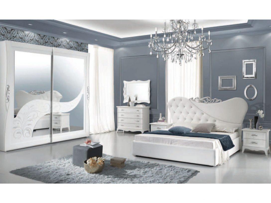 Large Size of Schlichter Schlafzimmer Set Giulianova Esstisch Weiß Ausziehbar Weiss Günstige Weißes Sofa Kunstleder Teppich Rauch Mit überbau Vorhänge Oval Wiemann Bad Schlafzimmer Schlafzimmer Set Weiß