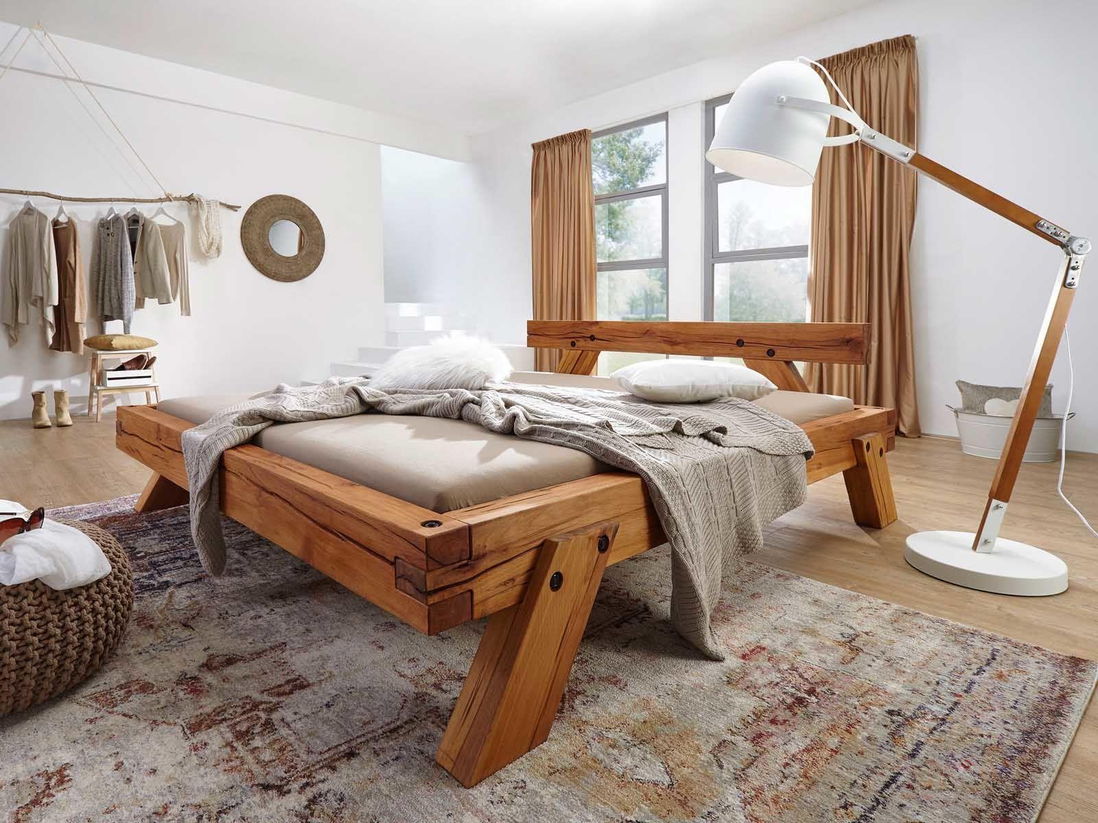 Full Size of Balken Bett Balkenbett Aus Massivholz Vorteile Beispiele Massivum Antike Betten Baza Einfaches Mit Gepolstertem Kopfteil 120x190 200x200 Beleuchtung Bett Balken Bett