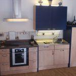 Müllsystem Küche Meilenstein Kche Blue Wave Manufaktur Finanzieren Wasserhahn Werkbank Eiche Hell Unterschrank Aluminium Verbundplatte Billig Waschbecken Küche Müllsystem Küche