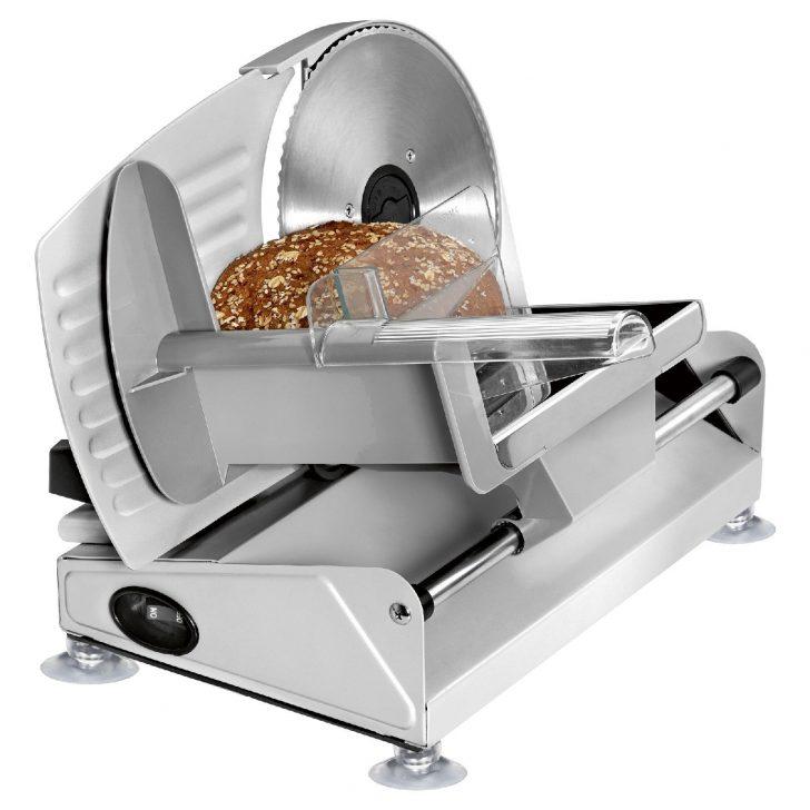 Medium Size of Bomann Edelstahl Schneidemaschine Allesschneider Brot Maschine Ma Schreinerküche Wasserhahn Für Küche Kaufen Ikea Gardinen Wandverkleidung Laminat Holzofen Küche Schneidemaschine Küche