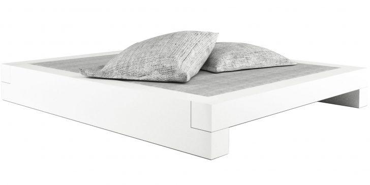 Medium Size of Weißes Bett Massivholz 180x200 140x200 Poco Betten Mit Bettkasten Matratze Und Lattenrost Günstige 140 X 200 160x200 190x90 100x200 Rückwand Selber Bett Weißes Bett