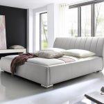 Amerikanisches Bett Designer Wei Innocent Polsterbett 180x200cm Kunstleder Betten 160x200 1 40x2 00 Mit Schubladen Balinesische Konfigurieren Günstiges Bett Amerikanisches Bett