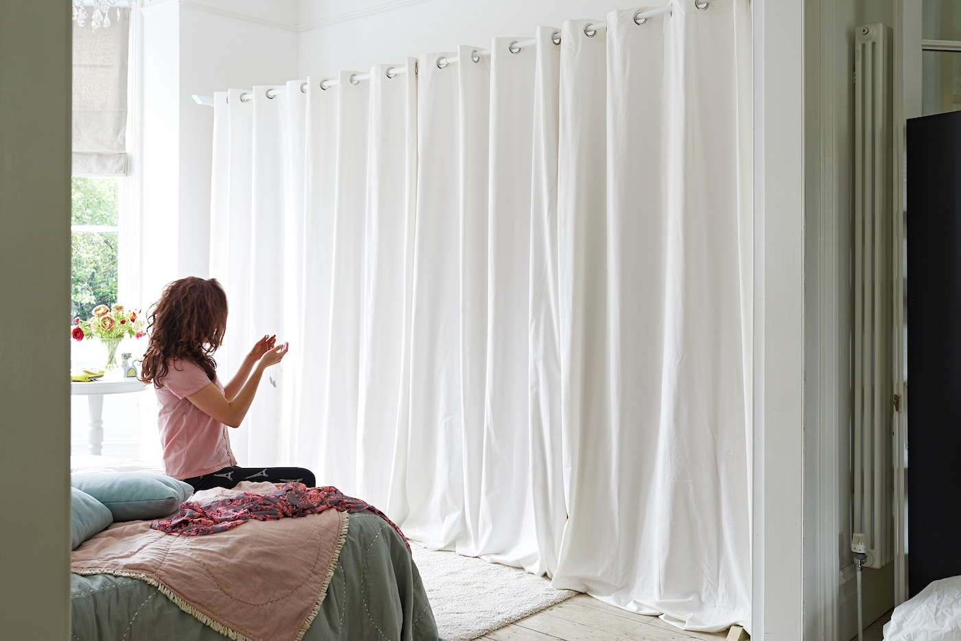 Full Size of Offener Kleiderschrank Tipps Fr Mehr Ordnung Ikea Deutschland Lampe Schlafzimmer Deckenlampen Für Wohnzimmer Betten übergewichtige Regal Kleidung Wiemann Schlafzimmer Gardinen Für Schlafzimmer
