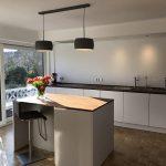 Küche Erweitern Küche Küche Erweitern Raffinierter Anbau Fr Eine Doppelhaushlfte In Holtenau Klaus Komplette Eckschrank Holzbrett Schwarze Glaswand Teppich Für Niederdruck Armatur