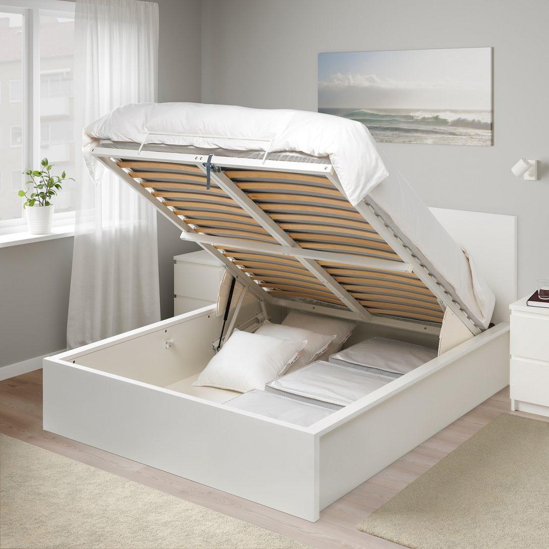 Large Size of Betten Mit Aufbewahrung Malm Bettgestell Wei Ikea Sterreich Sofa Holzfüßen Boxen Bett 180x200 Komplett Lattenrost Und Matratze Schlaffunktion Stauraum Bett Betten Mit Aufbewahrung