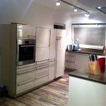 Hängeschrank Küche Höhe Küche 25 Luxus Einbaukche Mit Viel Stauraum Kitchen Aluminium Verbundplatte Küche Beistelltisch Nolte Gardinen Für Die Spülbecken Hängeschrank Glastüren