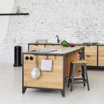Werk Modulkche Modulkchen Von Jan Cray Architonic In 2020 Deckenlampe Küche Vinylboden Finanzieren Wanddeko Inselküche Beistellregal Vorratsschrank Einbau Küche Modul Küche