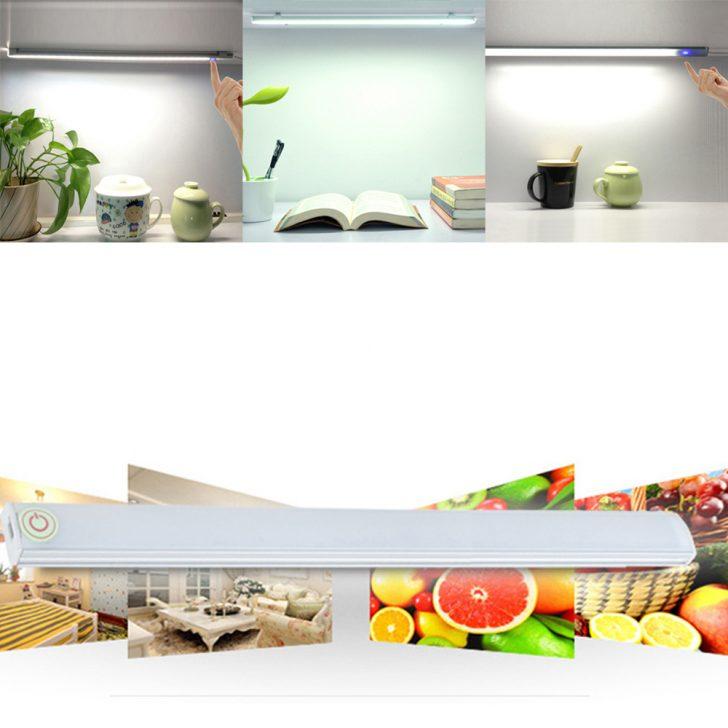 Medium Size of Neue Einstellbare Helligkeit 21 Led Lichtleiste Lampe Touch Glaswand Küche Kochinsel Outdoor Kaufen Sitzbank Unterschrank Fliesen Für Wanduhr Sofa Küche Led Beleuchtung Küche