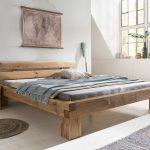 Betten 200x200 Bett Betten 200x200 Balkenbett Timber Wildeiche Massiv Außergewöhnliche Nolte Schöne Kopfteile Für Bett Weiß Mit Stauraum überlänge Antike Dico Bettkasten