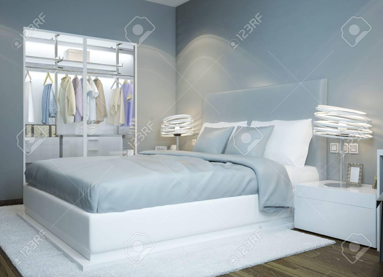 Full Size of Scandinavian Schlafzimmer Licht Blau Gefrbten Truhe Komplettangebote Massivholz Schimmel Im Schränke Komplettes Stuhl Für Stehlampen Wohnzimmer Gardinen Schlafzimmer Lampen Schlafzimmer