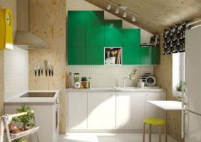 Billige Küche