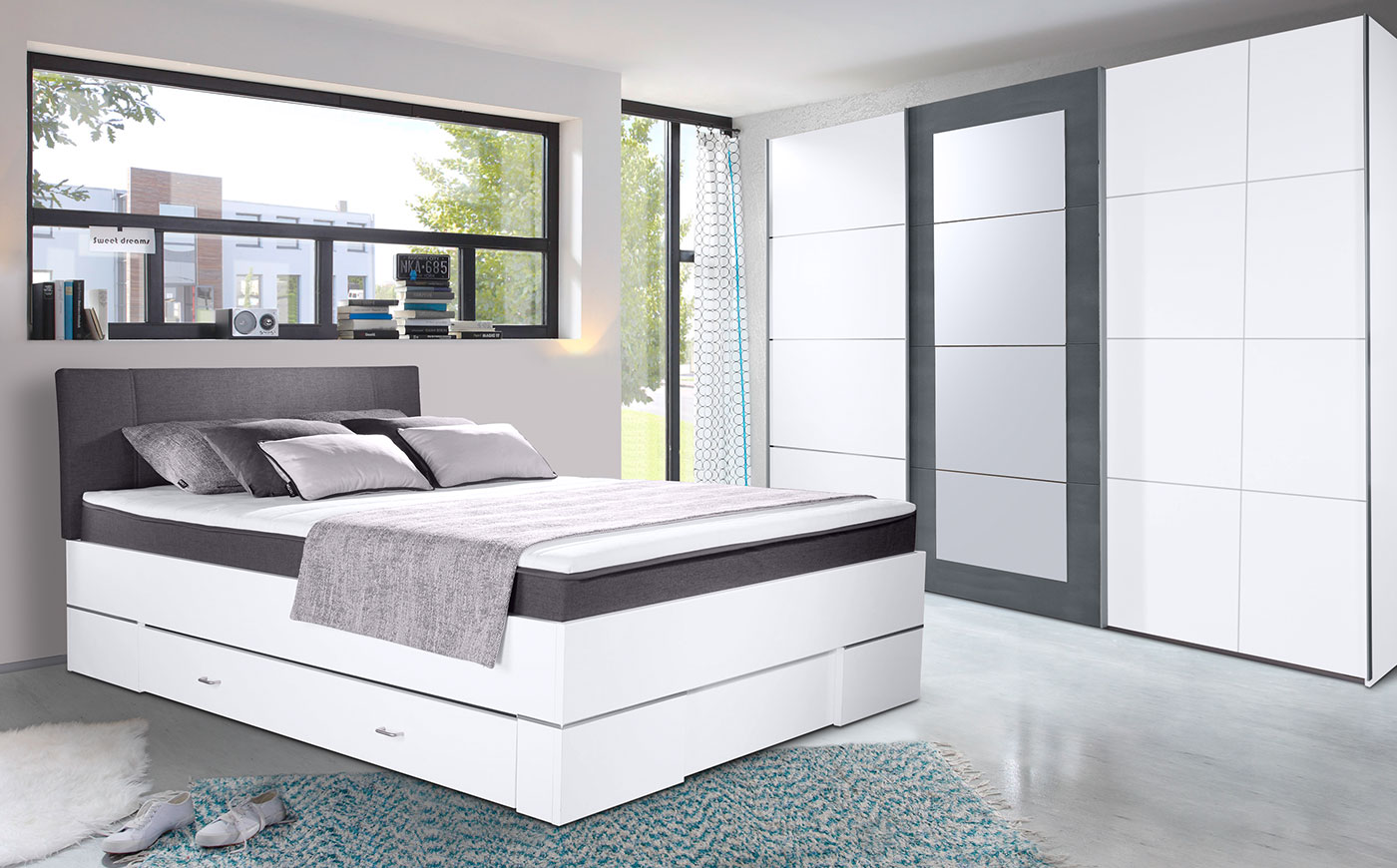 Full Size of Günstige Schlafzimmer Komplett Mbelpiraten Bett 180x200 Mit Lattenrost Und Matratze Günstiges Sofa Tapeten Günstig Teppich Luxus Komplettküche Romantische Schlafzimmer Günstige Schlafzimmer Komplett