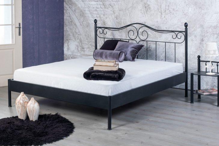 Medium Size of Bed Boalessia 1021 Bett Schwarz Metall 120 200 Mbel Letz Betten 180x200 Günstig Kaufen Wohnwert Schramm Ruf Fabrikverkauf 90x200 Ikea 160x200 Ausgefallene Bett Betten 120x200