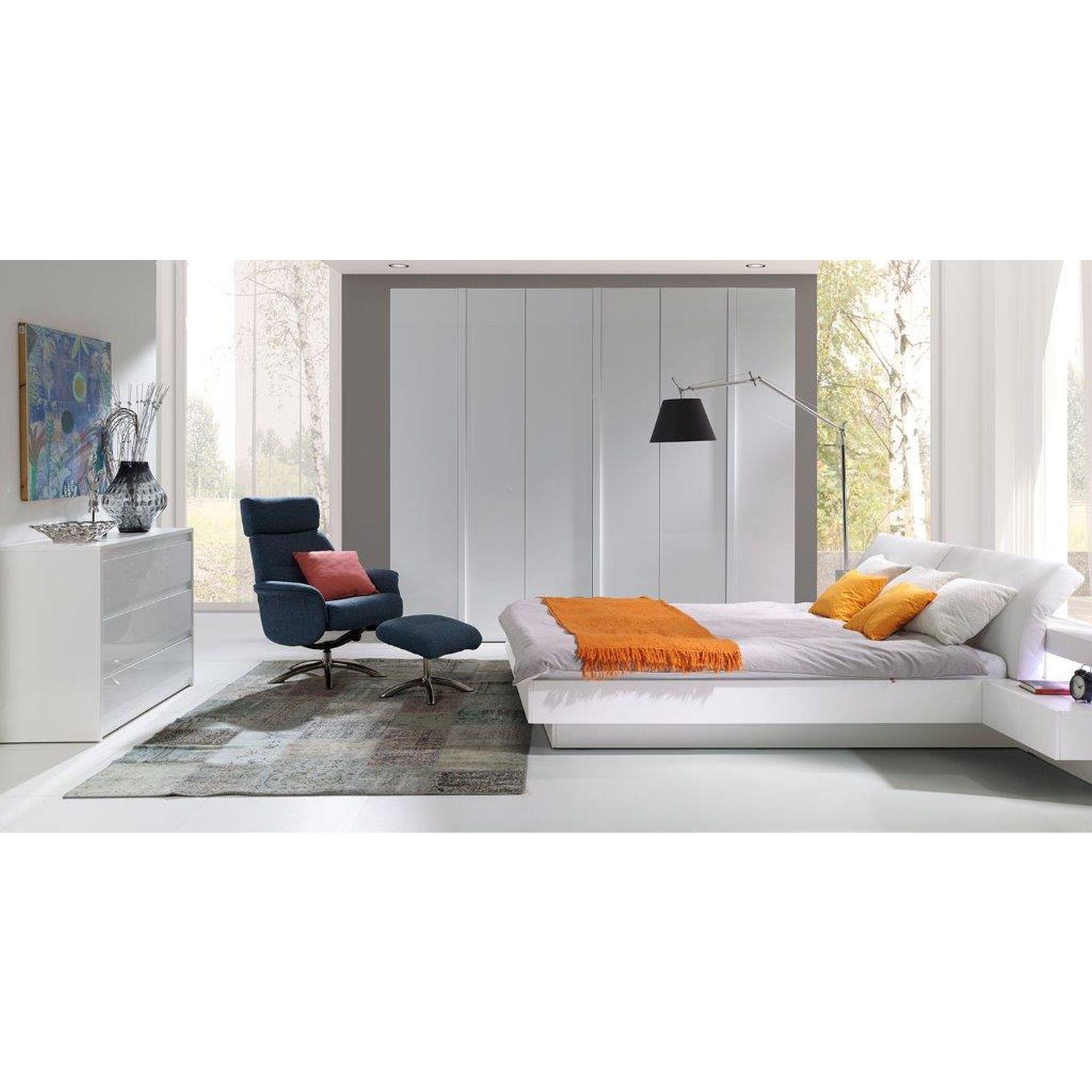 Full Size of Schlafzimmer Komplett Set D Thiva Komplette Küche Weiße Betten Mit überbau Lattenrost Und Matratze Kunstleder Sofa Weiß Lampe Badezimmer Hochschrank Schlafzimmer Schlafzimmer Komplett Weiß
