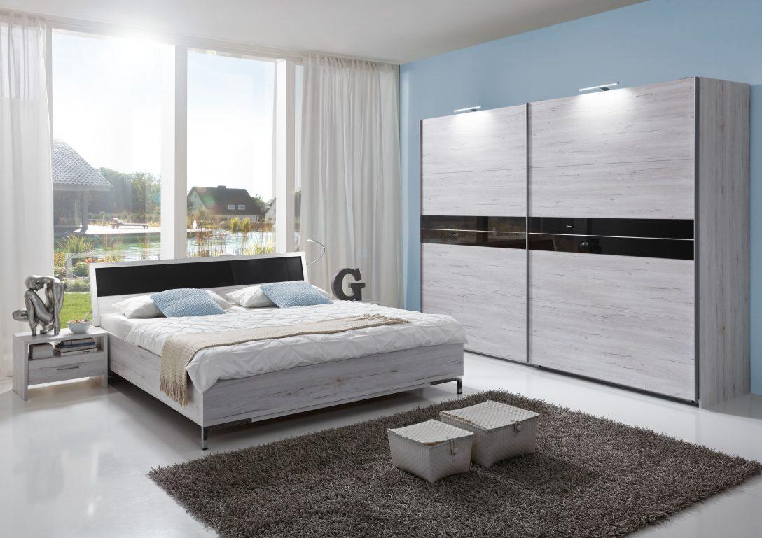 Large Size of Schlafzimmerset Komplett Acapulco Doppelbett 2tlg Kleiderschrank Bett 140x200 Weiß Schlafzimmer Weiße Küche Set Günstig Hochglanz Regal Big Sofa Esstisch Schlafzimmer Schlafzimmer Set Weiß