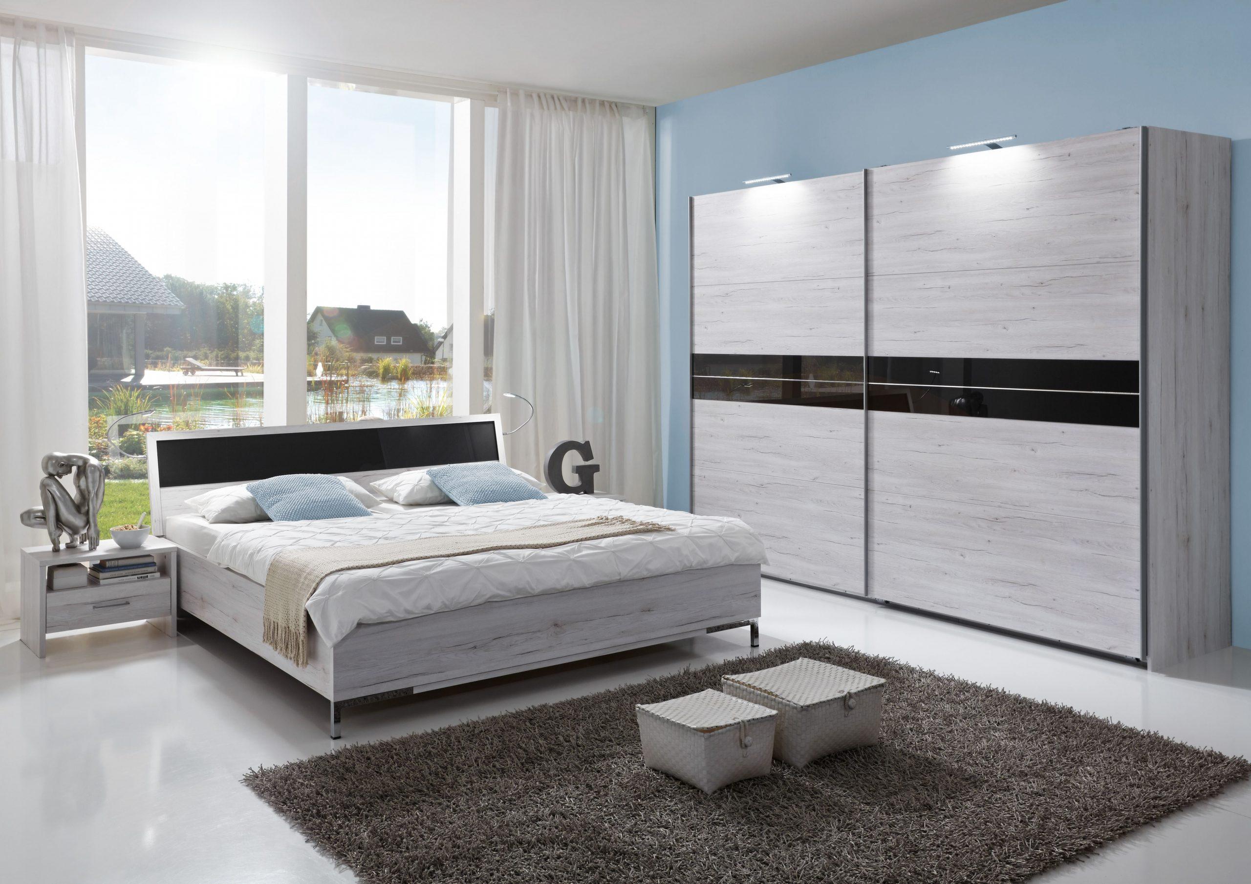 Full Size of Schlafzimmerset Komplett Acapulco Doppelbett 2tlg Kleiderschrank Bett 140x200 Weiß Schlafzimmer Weiße Küche Set Günstig Hochglanz Regal Big Sofa Esstisch Schlafzimmer Schlafzimmer Set Weiß