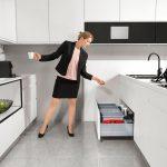Müllsystem Küche Küche Müllsystem Küche Neue Mlltrennsysteme Fr Kche Amk Arbeitsgemeinschaft Tapeten Für Rosa Led Deckenleuchte Pendelleuchte Billig Kaufen Beistelltisch Nobilia