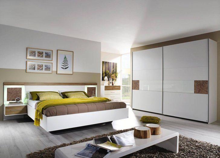 Medium Size of Schlafzimmer Komplett Set 4 Teilig Alpinwei Eiche Gnstig Led Deckenleuchte Kommode Wohnzimmer Günstiges Bett Stehlampe Gardinen Deko Günstige Betten Schlafzimmer Günstige Schlafzimmer Komplett