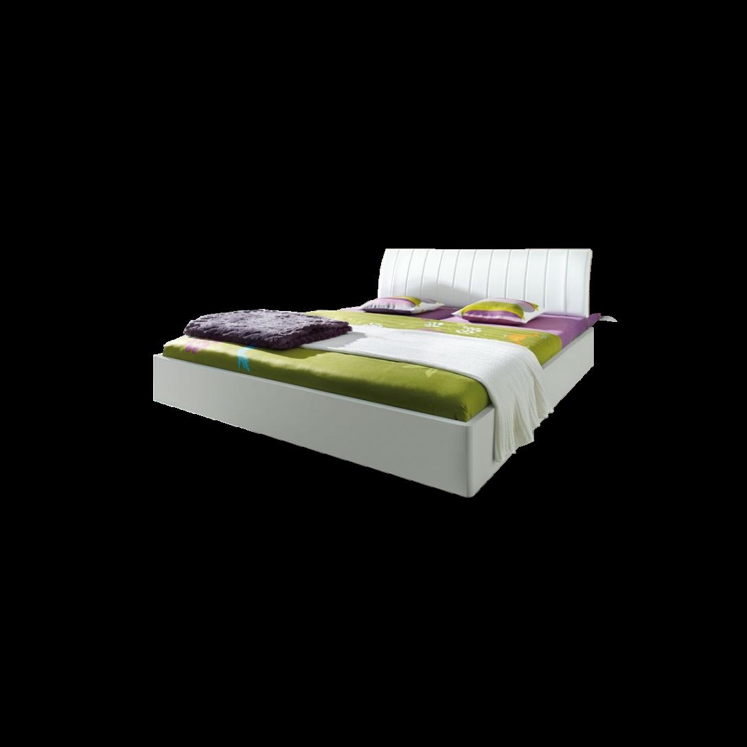Large Size of Nolte Betten Mbel Sonyo Bett 2 Mit Polsterrckenlehne In Schwebender Optik Oschmann Französische Runde 140x200 Für Teenager Breckle Münster 160x200 Küche Bett Nolte Betten