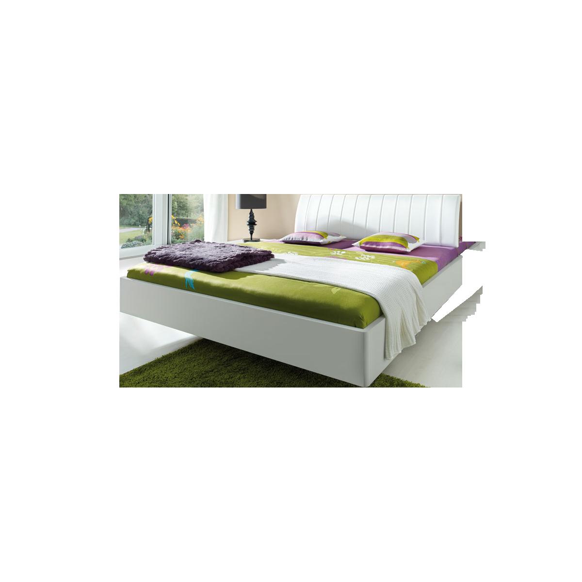 Full Size of Nolte Betten Mbel Sonyo Bett 2 Mit Polsterrckenlehne In Schwebender Optik Oschmann Französische Runde 140x200 Für Teenager Breckle Münster 160x200 Küche Bett Nolte Betten