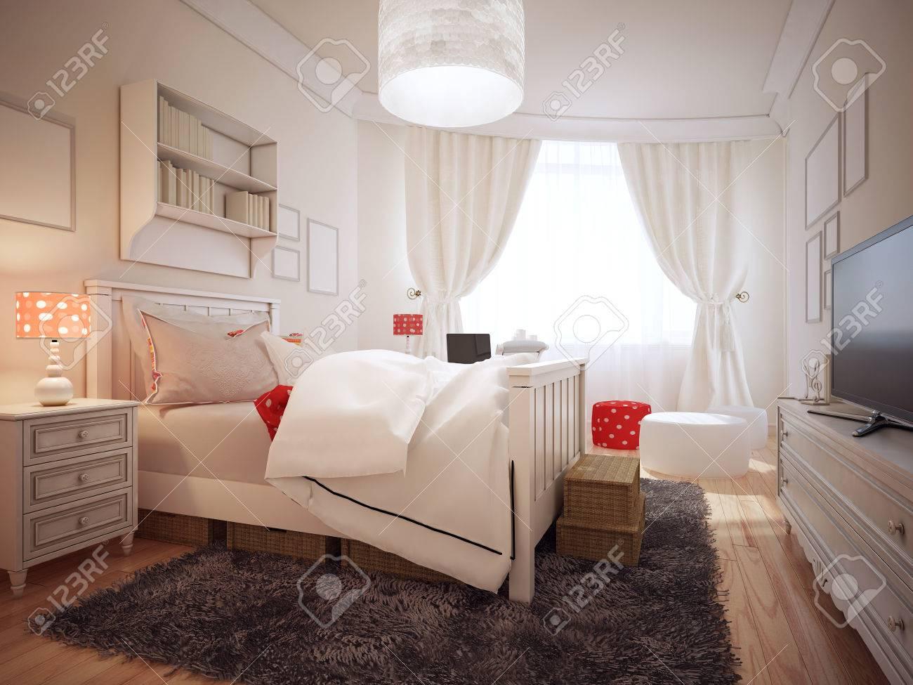 Full Size of Elegantes Schlafzimmer In Art Trend Nette Nachttisch Betten Boxspring Bett Mit Matratze Und Lattenrost 140x200 Rauch Mädchen 200x220 Für übergewichtige Bett Luxus Bett