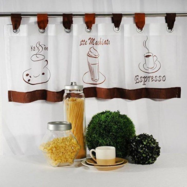 Medium Size of Bistro Gardine Kche Coffee Time Mit S Real Bilder Fürs Wohnzimmer Tapeten Für Die Küche Billig Lüftung Was Kostet Eine Neue Folie Fenster Billige Küche Gardinen Für Die Küche