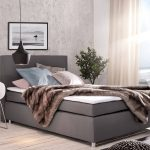 Bett 140x200 Bett Boxspringbett Paradizo 140x200 Cm Grau Topper Und Matratze Even Better Clinique Team 7 Betten Japanische Bett Kopfteil Selber Machen Wasser Tagesdecken Für