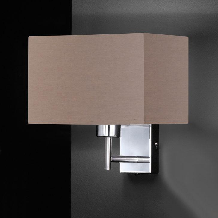 Medium Size of Schlafzimmer Wandlampe Wandleuchten Mit Stoffschirm Fr Gehobene Hotels Gardinen überbau Stuhl Für Komplett Günstig Rauch Kommode Weiß Lampe Komplette Schlafzimmer Schlafzimmer Wandlampe