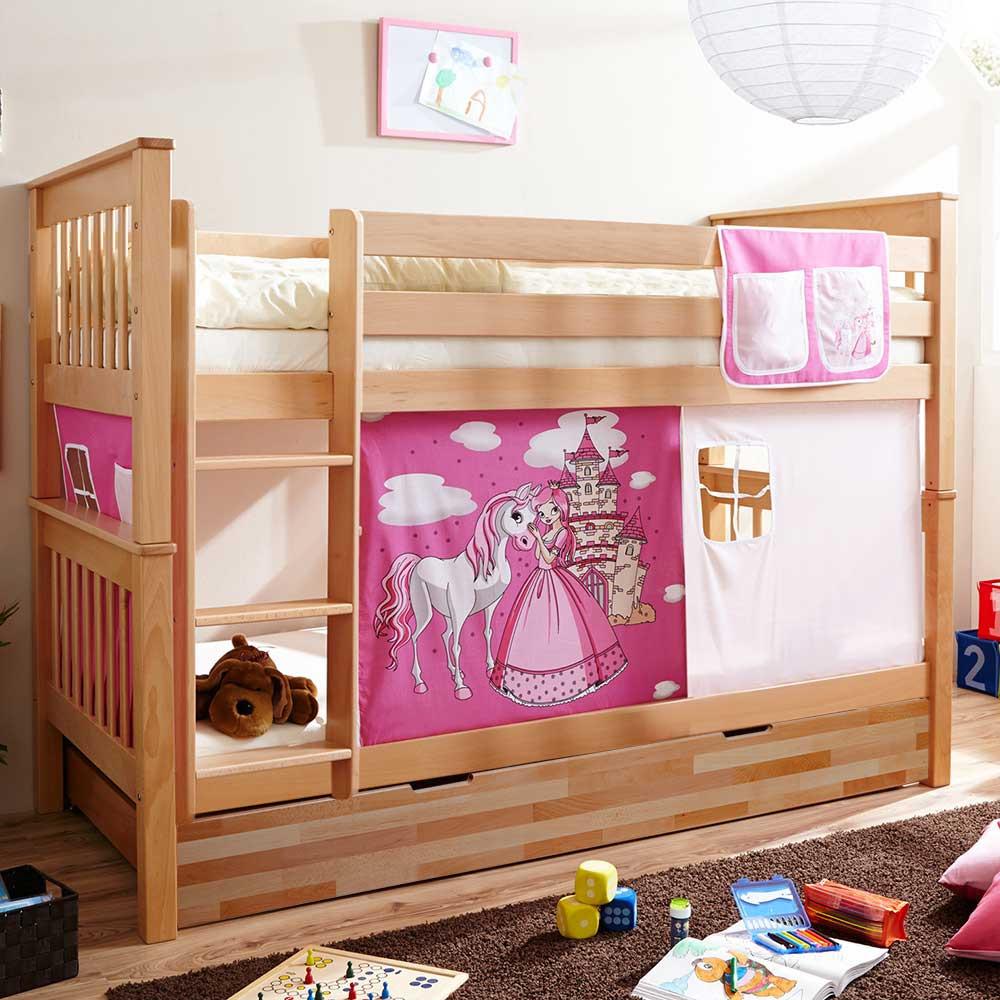 Full Size of Prinzessin Bett Biniamo In Pink Und Rosa Aus Buche Massivholz Poco 200x200 Kleinkind 180x200 Günstige Betten 140x200 Günstig Minion Rundes Französische Bett Prinzessin Bett