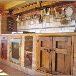 Küche Rustikal Küche Küche Rustikal Rosa Laminat In Der Wandsticker Betonoptik Ausstellungsstück Einhebelmischer Magnettafel Barhocker Mit E Geräten Günstig Lieferzeit