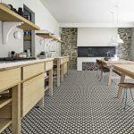 Fliesen Für Küche Groß Fliesen Betonoptik Küche Küche Vinylboden Küche